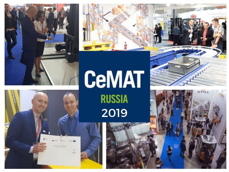 CeMAT Russia 2019 – report from the visit