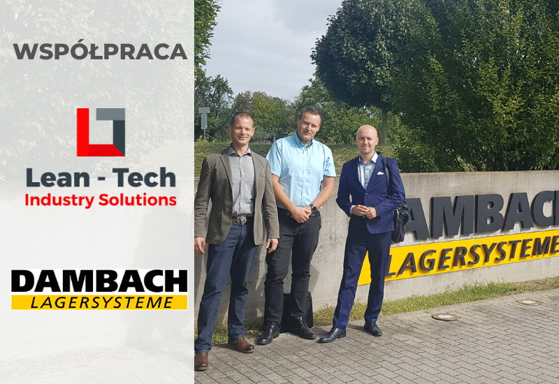 The beginning of cooperation with DAMBACH Lagersysteme