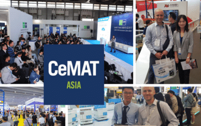 Report from CeMAT ASIA 2019