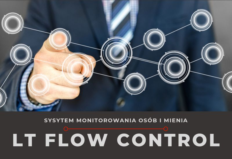 LT Flow Control – real-time location management system