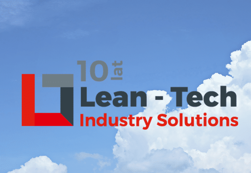 10-lecie Lean-Tech