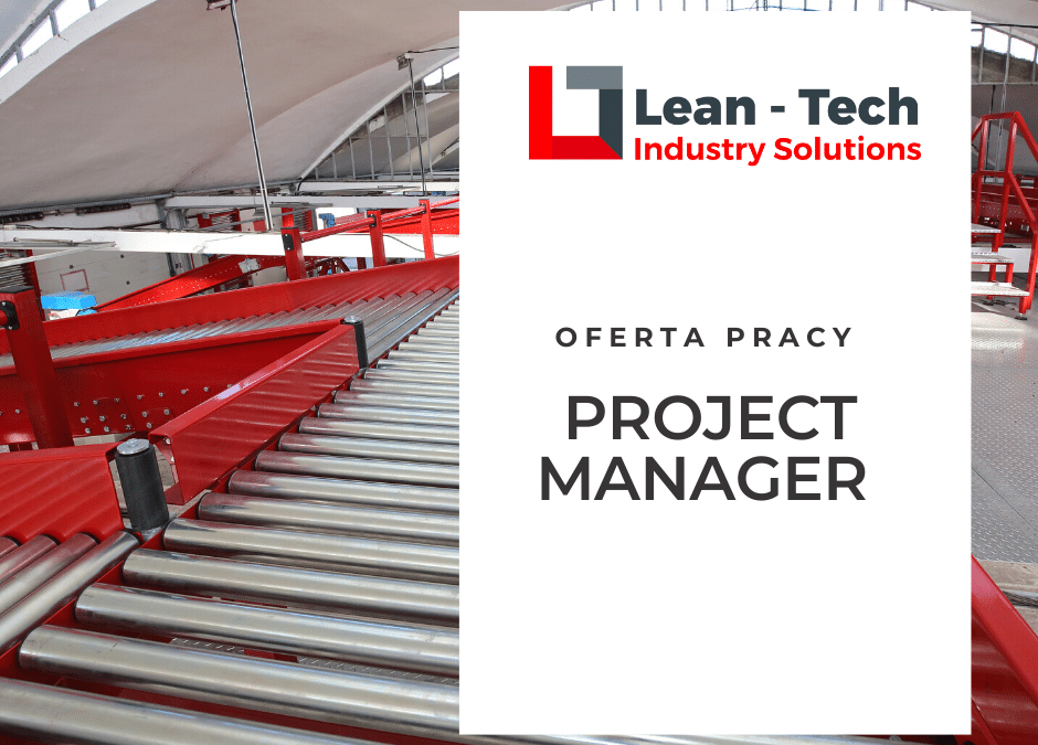 oferta pracy project manager
