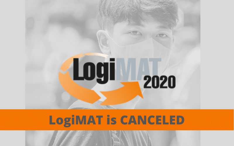 logimat is canceled