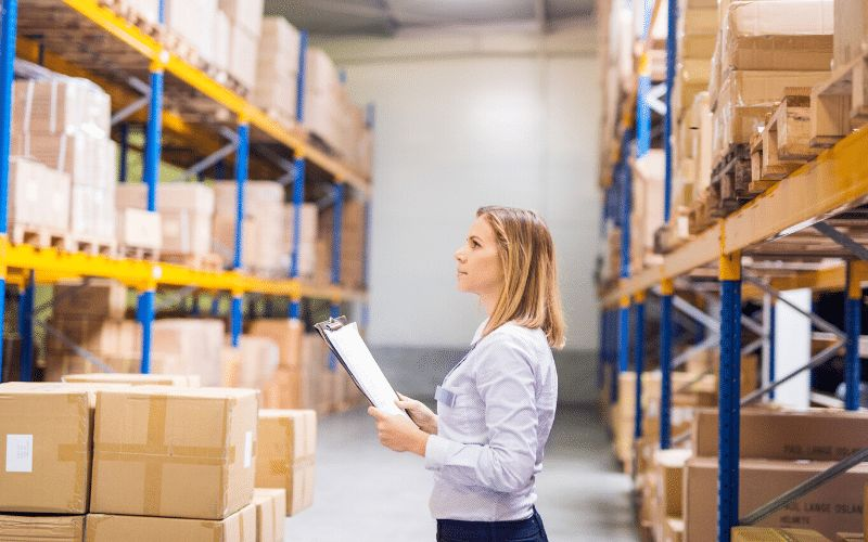 Automatic warehouses – security and efficiency