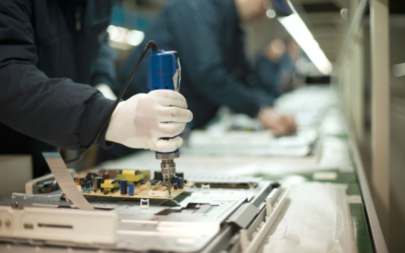 Assembly lines — the key to production process' optimization