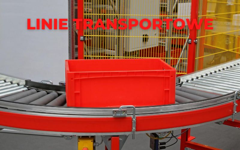 Transport lines – systems for automated flow of materials