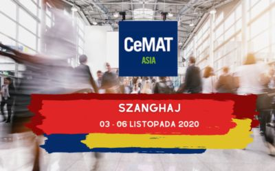 We invite you to CeMAT Asia!