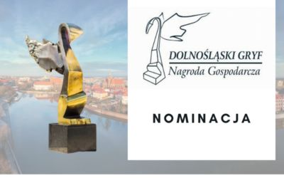 Lean-Tech nominated for the Lower Silesian Gryf award