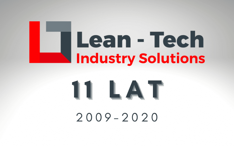 11-lecie Lean-Tech