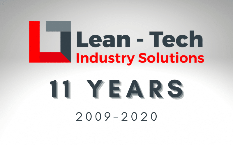 11th anniversary of Lean-Tech